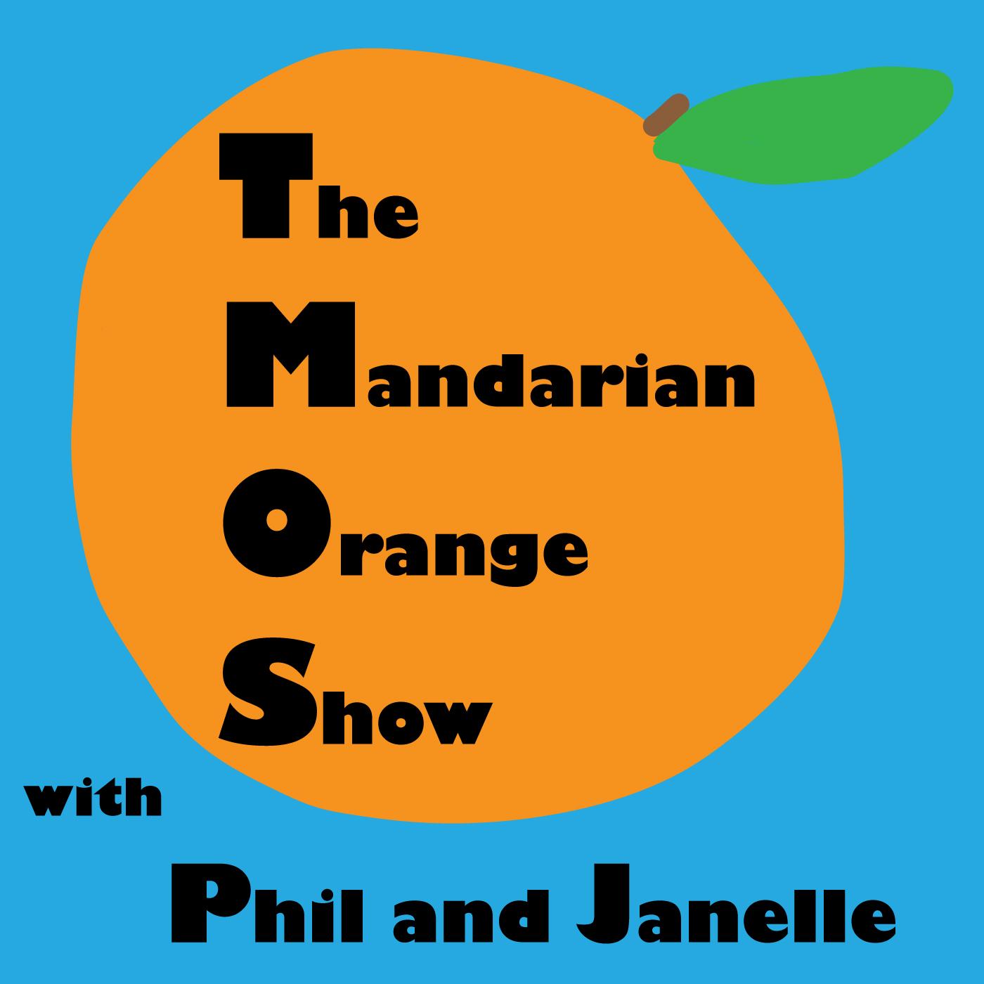 The Mandarian Orange Show